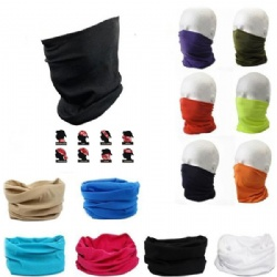 Multi-functional Seamless Head Scarf