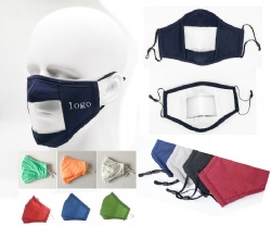 Reusable Protective Clear Face Mask With Window